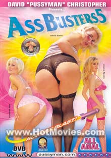 Ass Busters 5