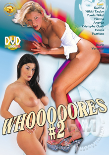 Whooooores #2 (Donne da Marciapiede) Box Cover