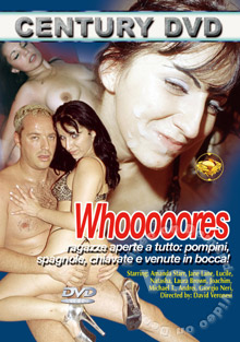 Whooooores (Assatanate) Box Cover