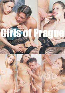 Girls of Prague Box Cover