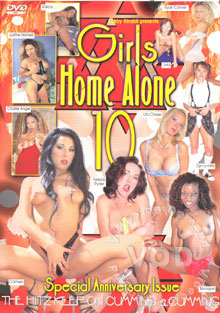 Girls Home Alone 10 - Special Anniversary Issue Box Cover