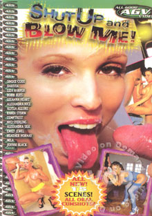 Shut Up And Blow Me! Box Cover