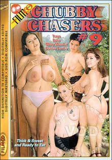 Chubby Chasers #9 Box Cover