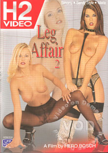 Leg Affair 2 Box Cover