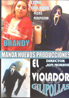 El Violador Gilipollas Box Cover