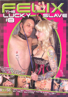 Felix The Lucky Slave #8 Box Cover