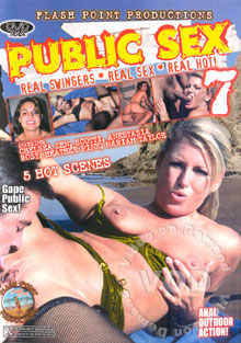Public Sex 7 Box Cover