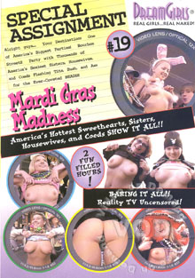 Special Assignment #19 - Mardi Gras Madness Box Cover