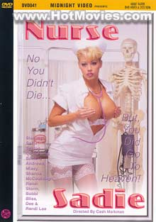 Nurse Sadie Box Cover