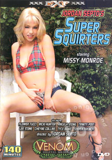 Super Squirters Box Cover