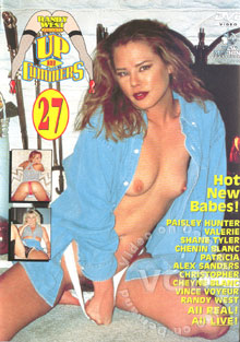 Up And Cummers 27 Box Cover