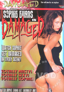 Sophie Evans Is Damaged Box Cover