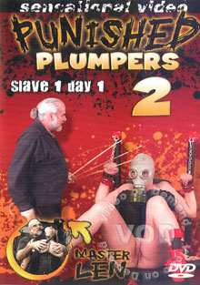 Punished Plumpers 2 - Slave 1 Day 1 Box Cover