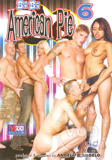 Bi Bi American Pie 6 Box Cover
