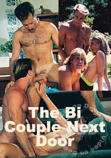 The Bi Couple Next Door Box Cover