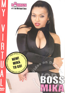 My Virtual Boss - Mika Box Cover