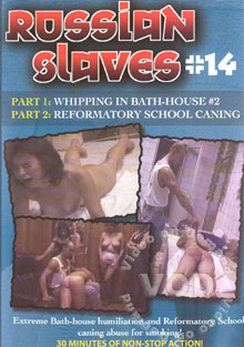 Russian Slaves #14 Box Cover