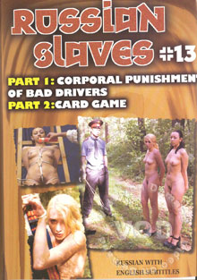 Russian Slaves #13 Box Cover