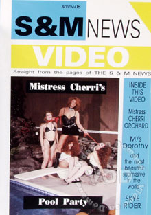 Mistress Cherri's Pool Party Box Cover - Login to see Back
