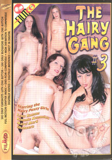 The Hairy Gang #3 Box Cover