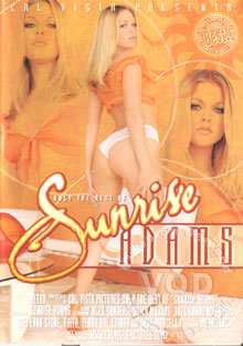 Only The Best Of Sunrise Adams Box Cover