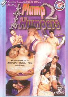 Latin Plump Humpers 2 Box Cover