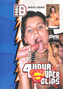4 Hour Super Clips Part 8 Box Cover