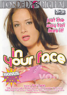 In Your Face Box Cover