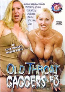 Old Throat Gaggers #3 Box Cover