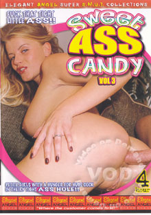 Sweet Ass Candy Vol 3 Box Cover