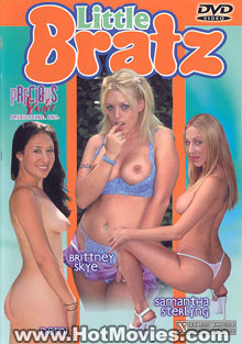 Little Bratz Box Cover
