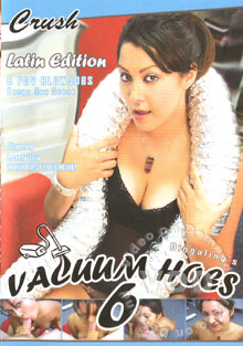 Vacuum Hoes 6 - Latin Edition Box Cover