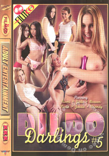Dildo Darlings #5 Box Cover