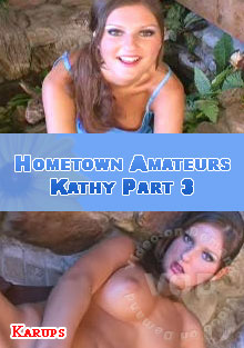 Hometown Amateurs - Kathy Part 3 Box Cover