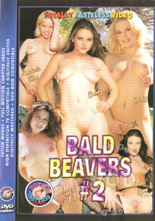 Bald Beavers #2 Box Cover