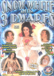 Snow White And The 3 Dwarfs Box Cover