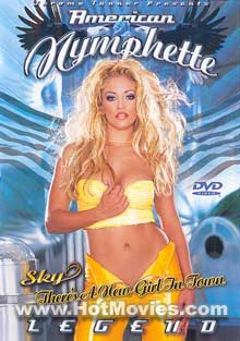 American Nymphette Box Cover