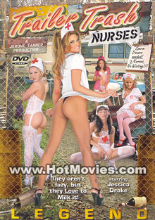 Trailer Trash Nurses Box Cover