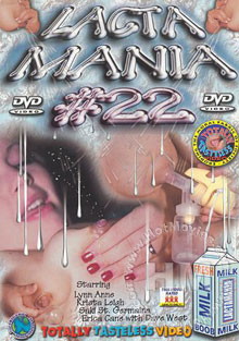 Lactamania 22 Box Cover
