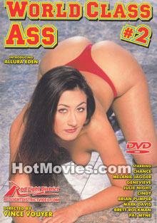 World Class Ass #2 Box Cover
