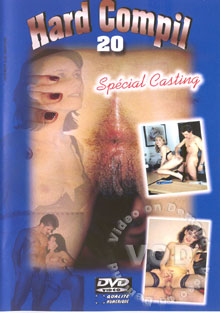Hard Compil 20 - Special Casting Box Cover