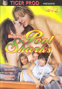 Bisexual Pool Sharks Box Cover