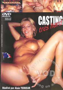 Casting Tres Hard Box Cover