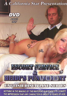 Escort Service & Heidi's Punishment Box Cover