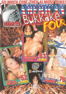 American Bukkake 4 Box Cover