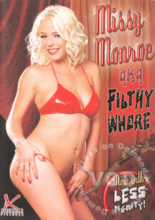 Missy Monroe AKA Filthy Whore Box Cover