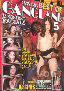 Best Of Gangland 5 - Messiest Facials Box Cover