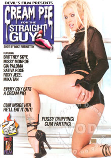 Cream Pie For The Straight Guy Box Cover