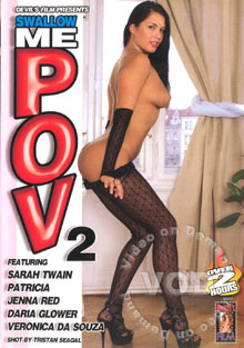 Swallow Me POV 2 Box Cover
