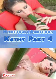 Hometown Amateurs - Kathy Part 4 Box Cover